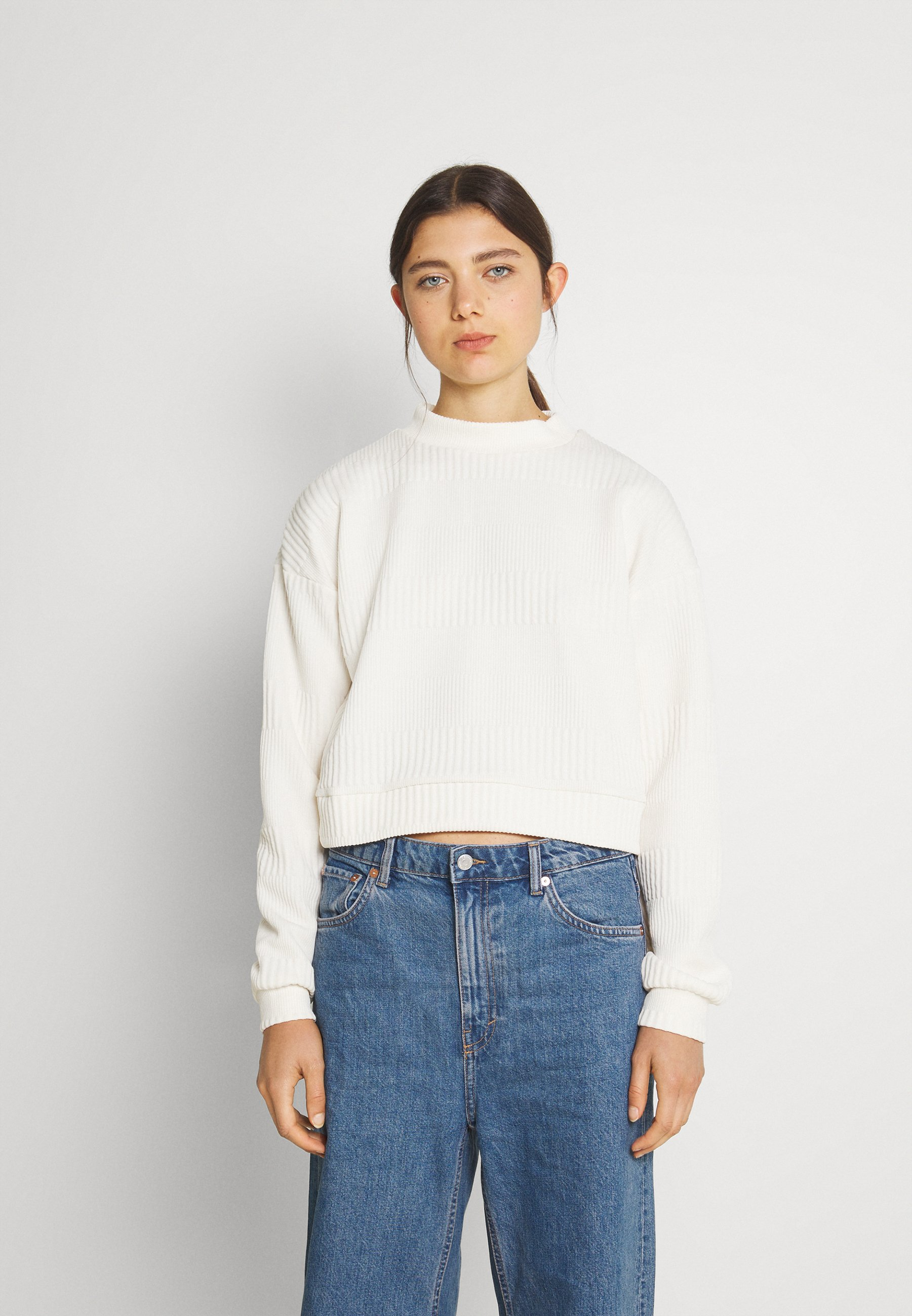 Women NMBENNY DETAIL - Sweatshirt