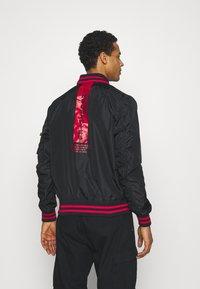 Alpha Industries - HOOD DEFENSE - Summer jacket - black - 3