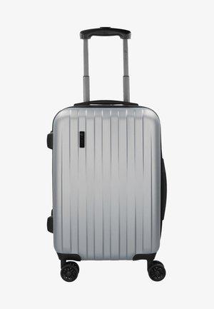 LIMA 2.0 - Wheeled suitcase - silver