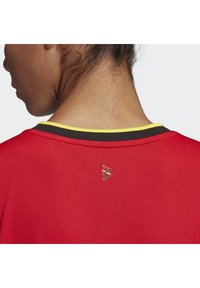adidas Performance - BELGIUM RBFA HOME JERSEY - Article de supporter - red - 4