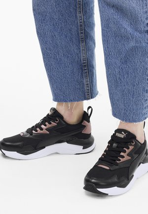 Trainers - black-black-rose gold