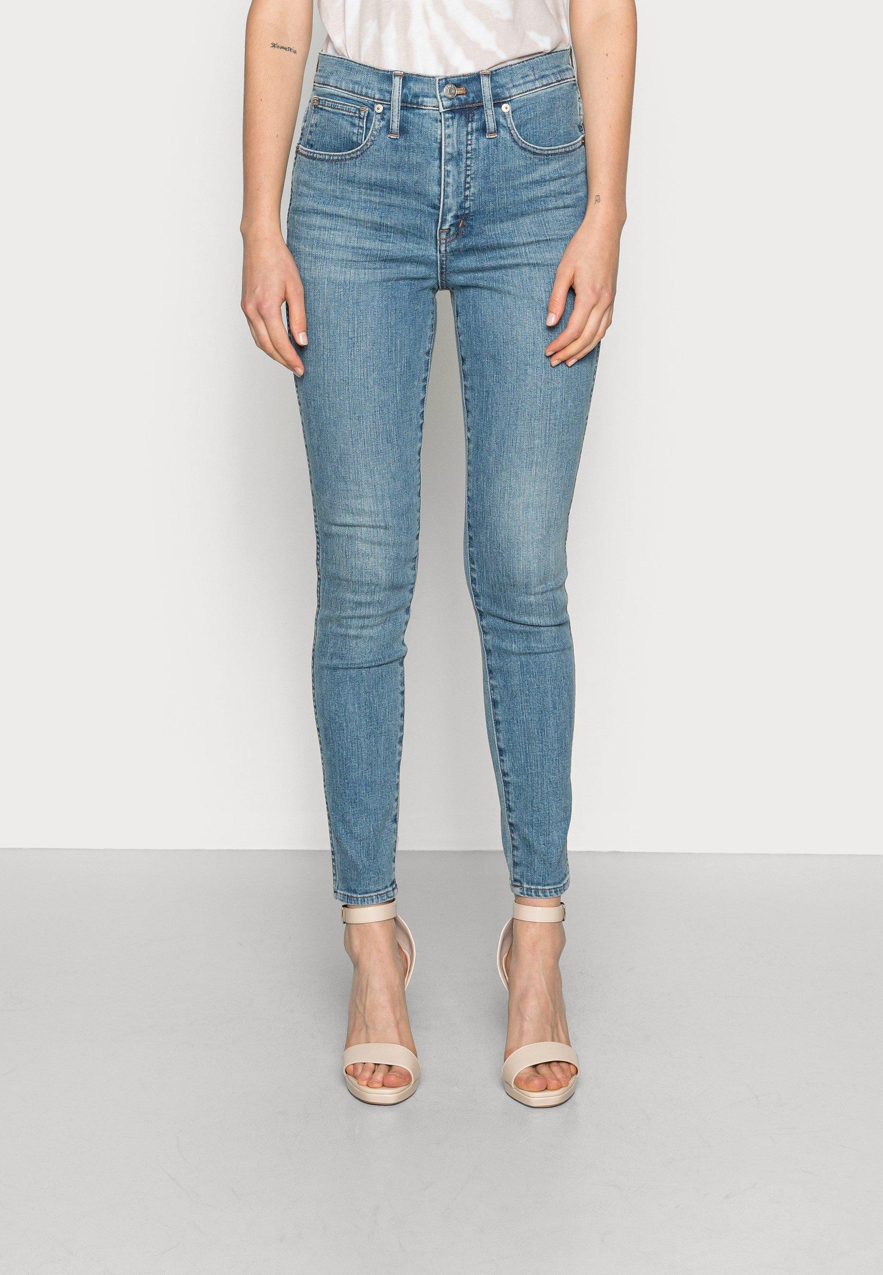 Women HIGH RISE SKINNY IN KAIHARA - Jeans Skinny Fit