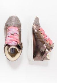 Friboo - Zapatillas altas - bronze - 1
