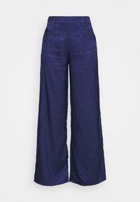 Never Fully Dressed - VOGUE - Trousers - blue - 5