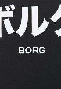 Björn Borg - CORAL LOOSE TANK - Sports shirt - brilliant white - 5
