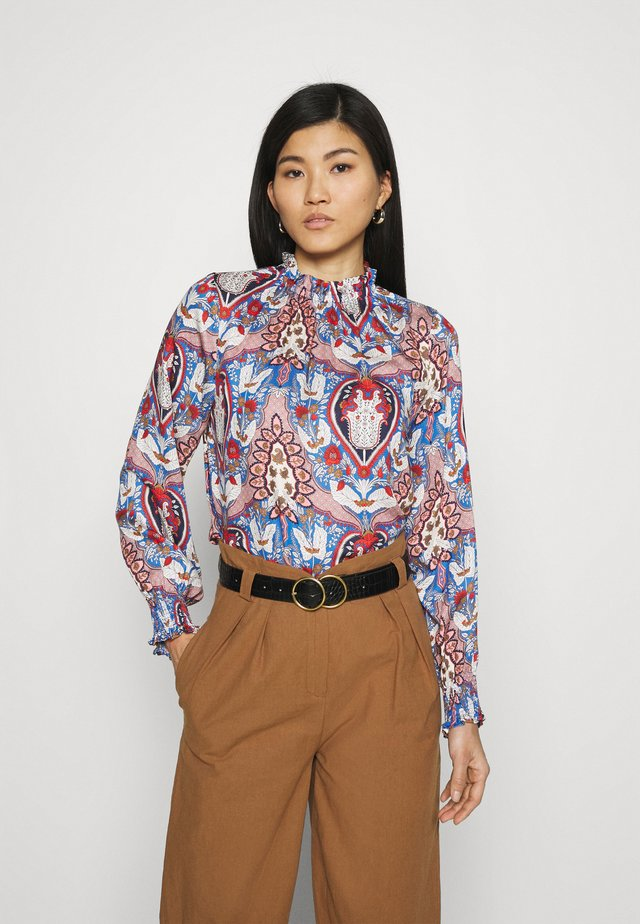 Blouse - multicolour