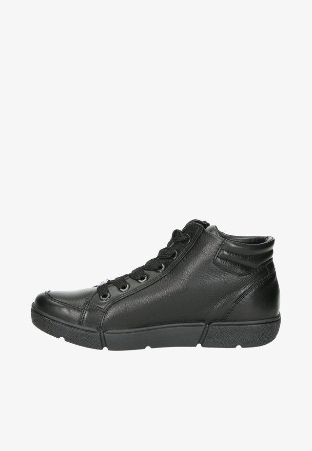 ROME - Sneakers hoog - zwart