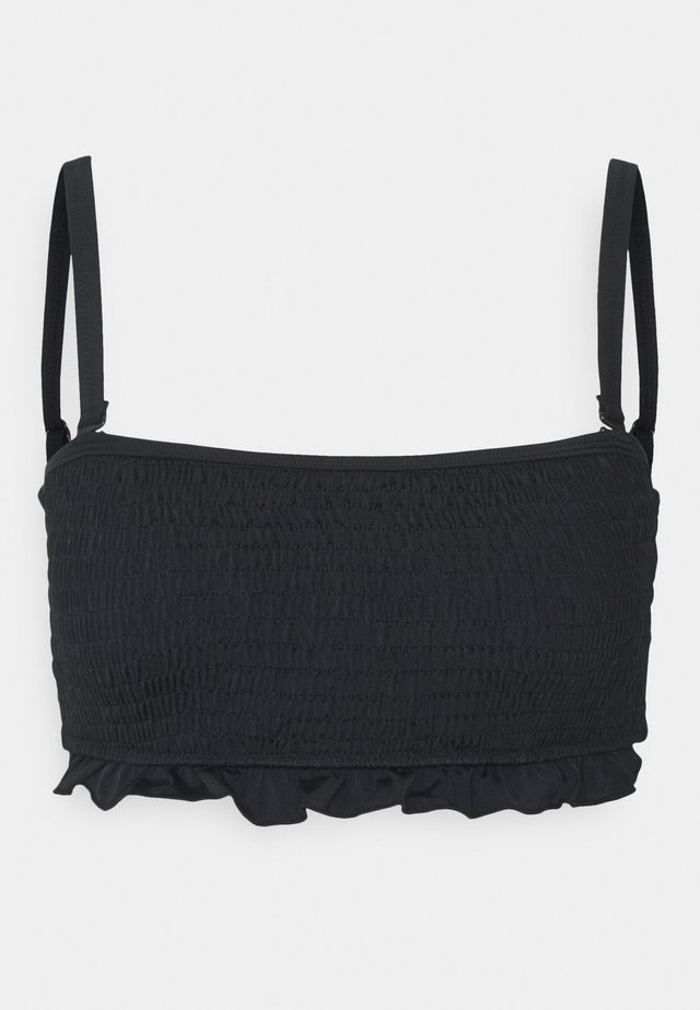 FREE SPIRIT STRAPLESS STRAPS  - Bikinitop - black