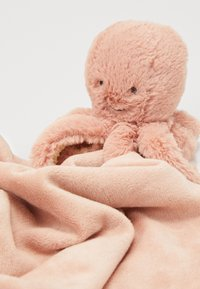 Jellycat - ODELL OCTOPUS SOOTHER - Uniliina - apricot - 2