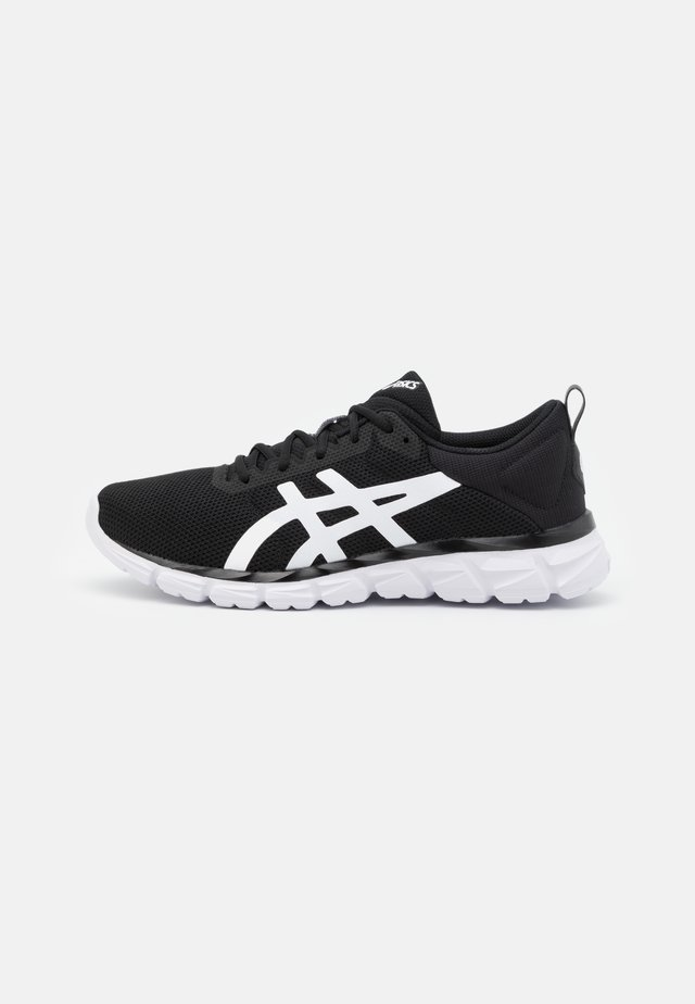 GEL-QUANTUM LYTE - Chaussures de running neutres - black/white
