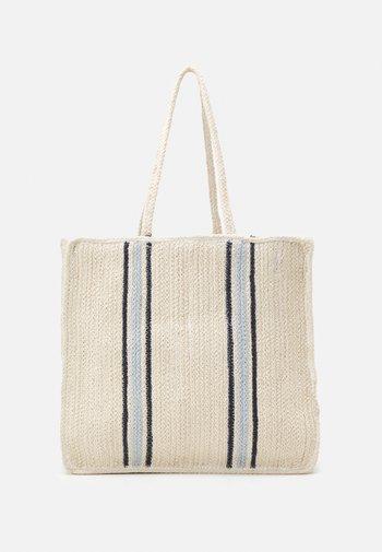 PCGIT SHOPPER - Tote bag - nature/sky captain/plein air