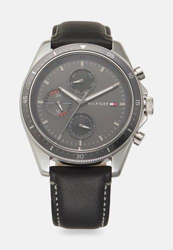 PARKER - Watch - black/grey