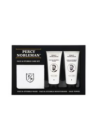 Percy Nobleman - FACE & STUBBLE CARE KIT - Zestaw do pielęgnacji - - - 1