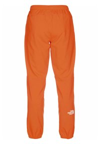 The North Face - Tracksuit bottoms - black-shocking orange - 1