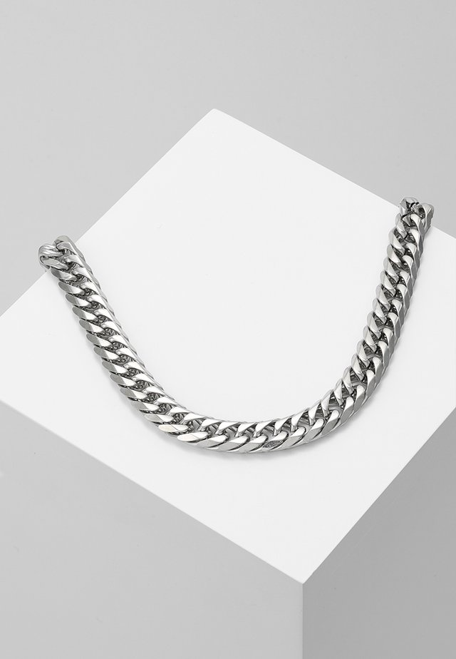 NECKLACE CLASSIC LINE - Collar - silver-coloured