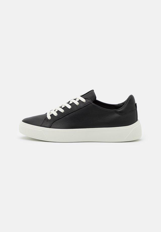 STREET TRAY - Sneakers basse - black