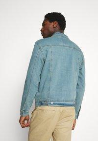 Solid - SDPEYTON - Denim jacket - light vintage blue denim - 2