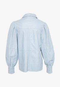 Ibana - TALIA - Button-down blouse - ice blue - 1