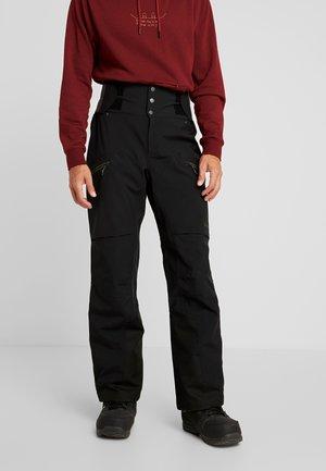 CREEK - Snow pants - black