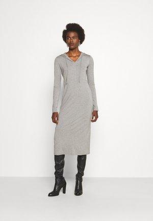 ONTARIO - Žerzejové šaty - grigio medio