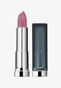Maybelline New York - COLOR SENSATIONAL CREAMY MATTES LIPSTICK - Rouge à lèvres - 942 blushing - 0
