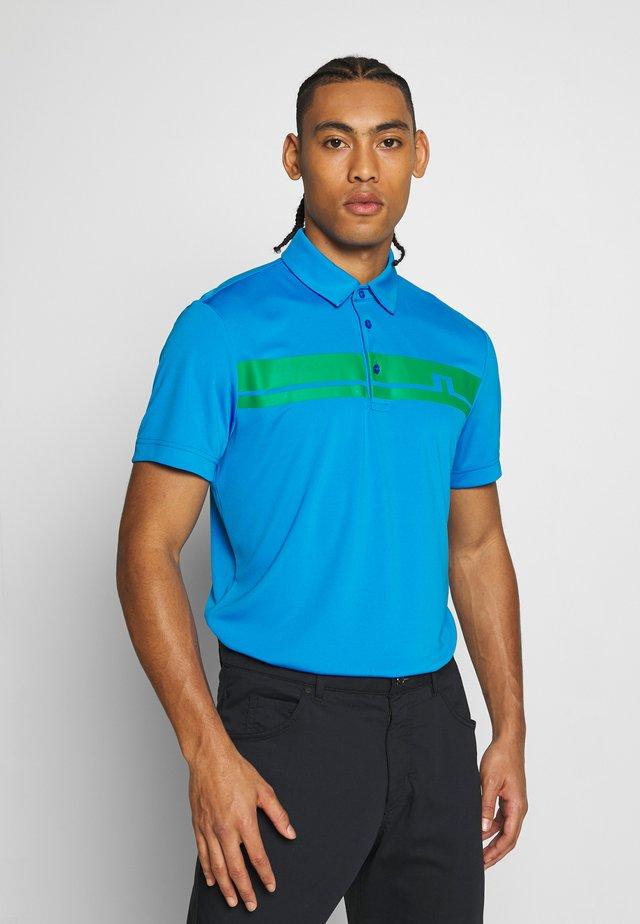 CLARK SLIM FIT-TX JERSEY - T-shirt de sport - true blue