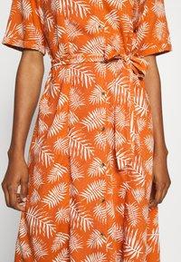 Blendshe - BSCRUZ DRESS - Shirt dress - mango - 5