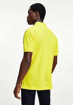 Polo shirt - vivid yellow