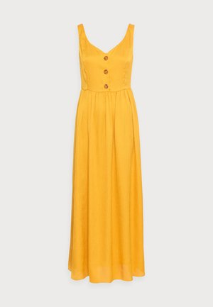 PALERME - Day dress - moutarde
