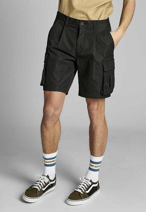 AKLT JAN TWILL - Shorts - caviar