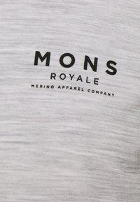 Mons Royale - ICON - Top sdlouhým rukávem - grey marl - 2