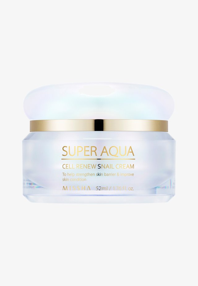 SUPER AQUA CELL RENEW SNAIL CREAM 47ML - Face cream - neutral