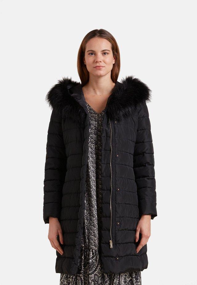 Cappotto invernale - nero