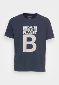 GREAT BALF MAN - Print T-shirt - navy