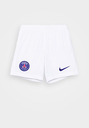 PARIS ST GERMAIN - Korte broeken - white/old royal