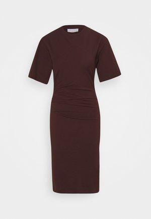 IZLY - Jersey dress - noon plum