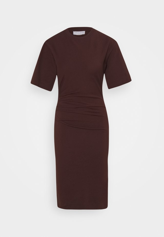 IZLY - Robe fourreau - noon plum