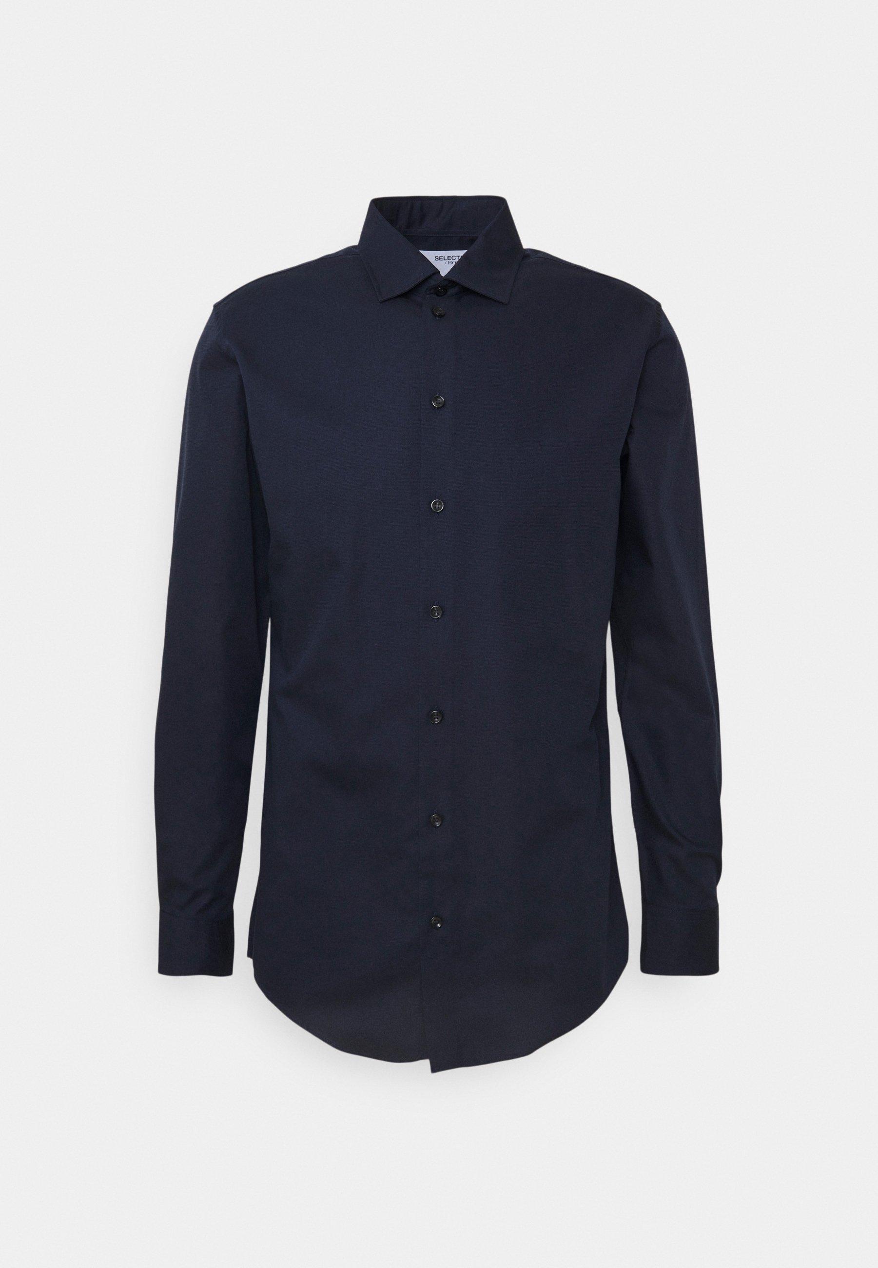 Men SLHSLIMETHAN SHIRT CLASSIC - Formal shirt