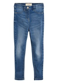 Next - LIGHT BLUE JEGGINGS (3-16YRS) - Džíny Slim Fit - mottled blue - 0