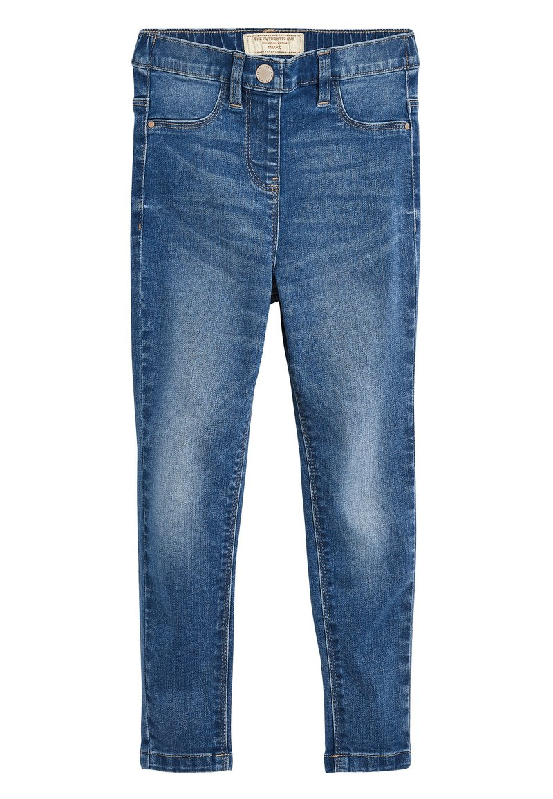 Next - LIGHT BLUE JEGGINGS (3-16YRS) - Džíny Slim Fit - mottled blue