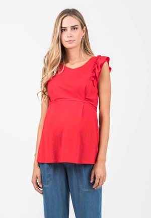 GIOIA - Top - red
