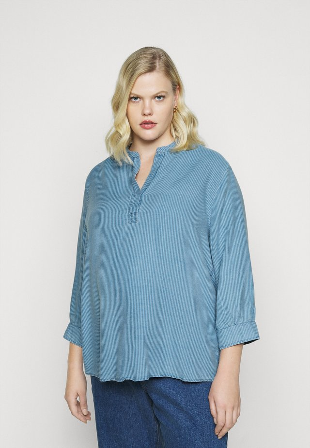 ESSENTIAL BLOUSE - Pusero - faded blue