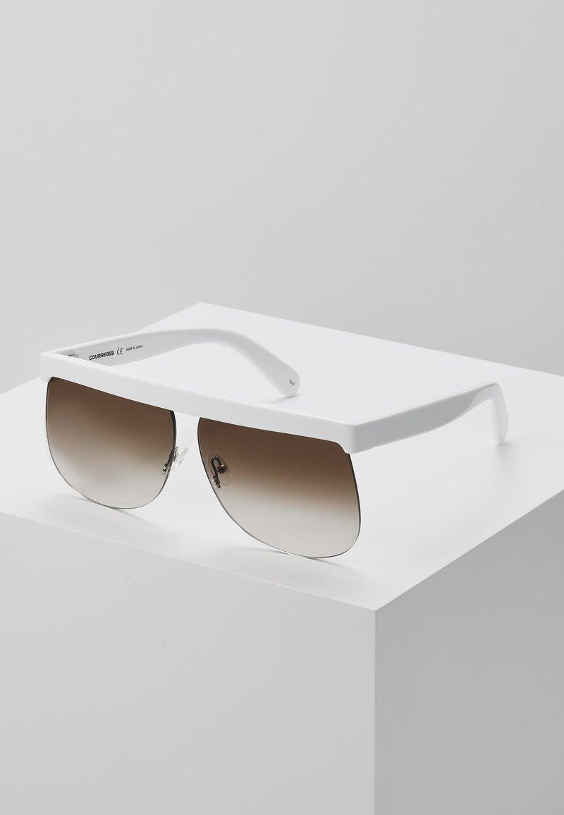 Courreges - Aurinkolasit - white