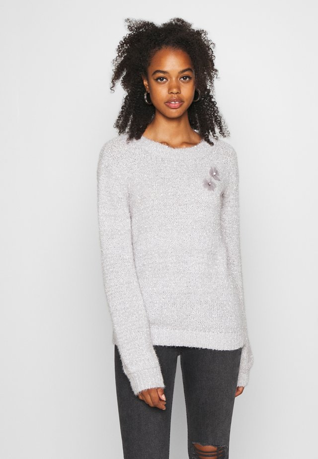 LADIES - Pullover - grey