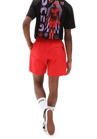 Vans - MN PRIMARY VOLLEY II - Shorts - high risk red - 1