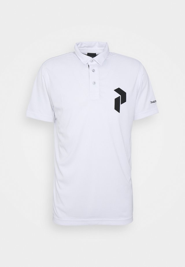 PANMORE  - Poloshirt - white