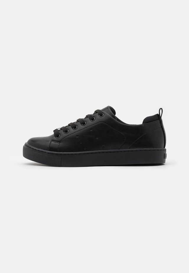 MIRAREVIA - Baskets basses - black
