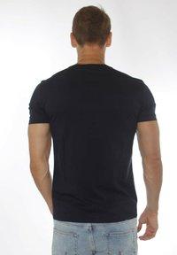 DRYKORN - CARLO  - Basic T-shirt - darkblue - 1
