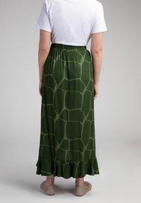Girl Happens - Wrap skirt - grün - 2