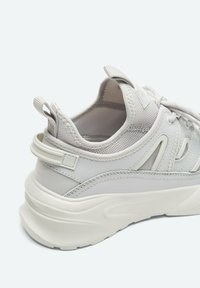 Uterqüe - Sneakers laag - grey - 3